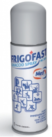 Frigofast Spray Ice